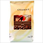 Шоколад темный для фонтанов, 2,5 кг