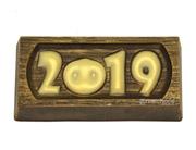 2019 с пятачком