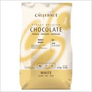 Шоколад белый, пакет 2,5 кг