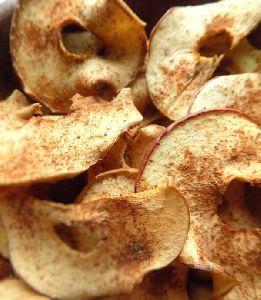 Чипсы из яблок 25гр