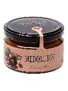 Крем-мед с фундуком и шоколадом 100гр