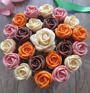 Букет шоколадных роз большой