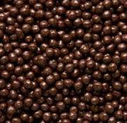 Crispearls из темного шоколада 200гр