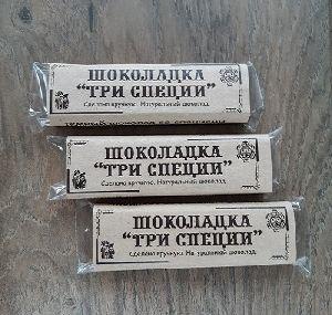 """Шоколад """"Три специи"""""""