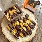 Манго в темном шоколаде 100гр