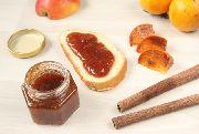 Варенье из хурмы с печеным яблочком и корицей 100гр
