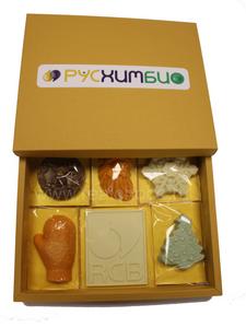 Индивидуальный набор шоколада