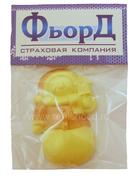 Шоколад с логотипом на этикетке