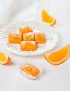 Шоколадная апельсинка 1шт