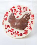 Шоколадная курочка