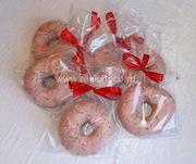 Пончик в подарочной упаковке