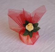 Конфетка с цветочком