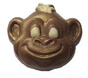Голова обезьянки