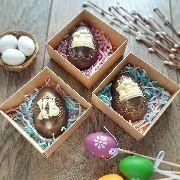 Яйцо пасхальное в коробочке