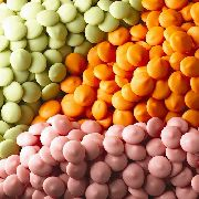 Цветной микс 140гр