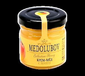 Крем-мед с манго 40гр
