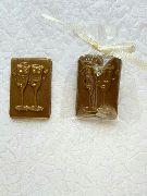 Свадебная бонбоньерка - бокалы