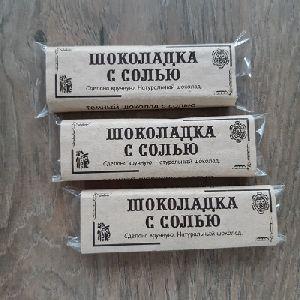 Шоколад с солью