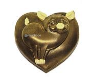 Влюбленная свинка